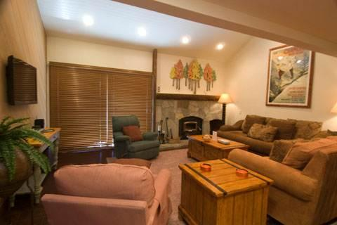 #92 Sanctuary - Image 1 - Mammoth Lakes - rentals