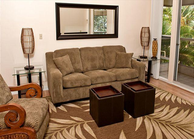 Ocean View Condo Featuring New Furnishings and Renovations - Image 1 - Kihei - rentals