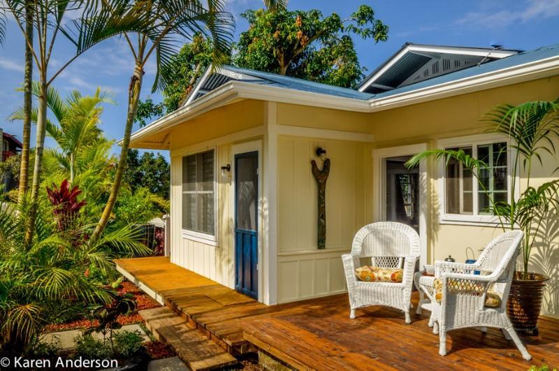 The Darrell Hill Cottage - The Darrell Hill Cottage at Holualoa Inn - Holualoa - rentals