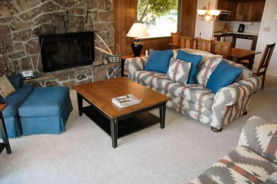 3 bed /2 ba- FOUR SEASONS II #1 - Image 1 - Teton Village - rentals