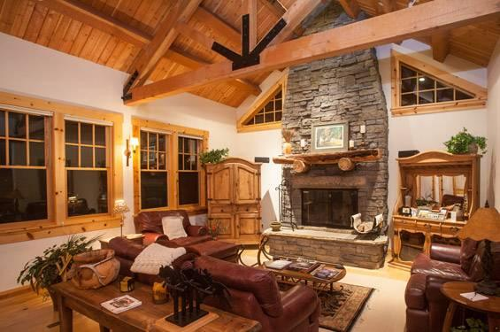 4 bed /4.5 ba- GRANITE RIDGE HOMESTEAD 3132 - Image 1 - Teton Village - rentals