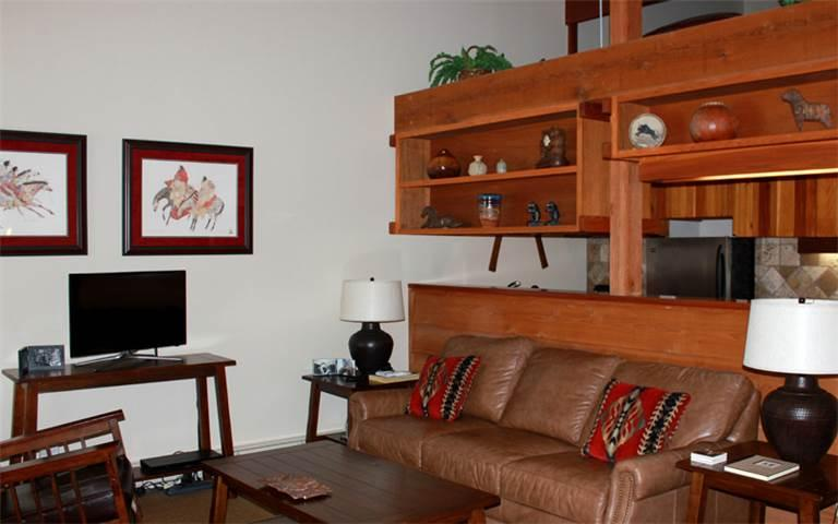 1 bed+loft /1 ba- SARVISBERRY 3023 - Image 1 - Wilson - rentals