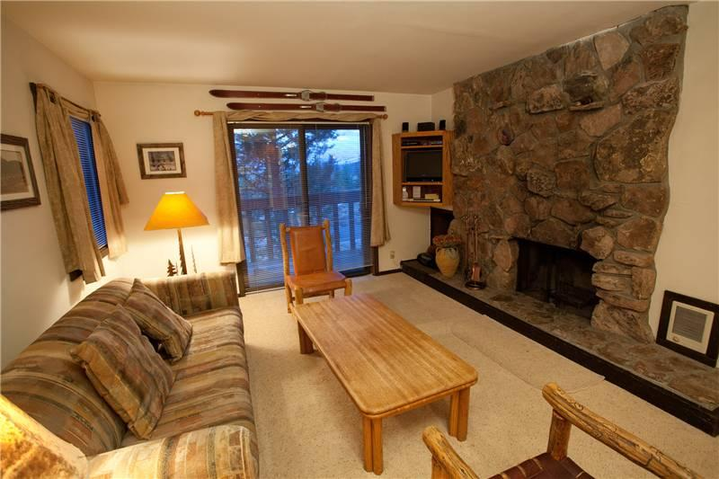 2 bed /2 ba- SLEEPING INDIAN EAST #8 - Image 1 - Teton Village - rentals