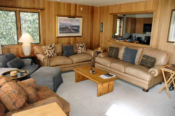4 bed /4 ba- WIND RIVER #10 - Image 1 - Teton Village - rentals