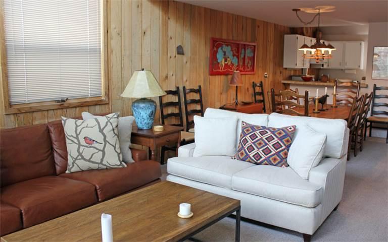 2 bed+loft /2.5 ba- WOODLANDS #A5 - Image 1 - Wilson - rentals