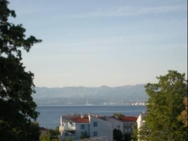 A2(2+2): terrace view - 4204  A2(2+2) - Malinska - Malinska - rentals