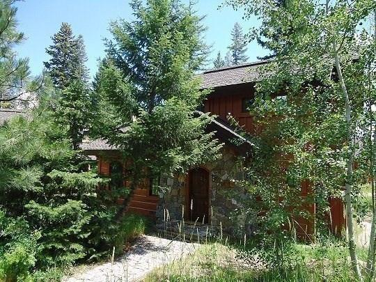 Nestled in Ponderosa Pines - Rock Creek Cottage 4 -Two Bedrooms, 2.5 baths. Sleeps 6. WIFI and Pet Friendly. - Tamarack Resort - rentals