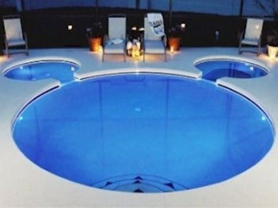 Mickey Pool with fibre optic lighting - Indian Creek Vacation Home with Mickey Mouse Pool - Kissimmee - rentals