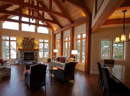 Muskoka Soul, The Great Room - Extraordinary Rental Escape, Muskoka Soul - Gravenhurst - rentals