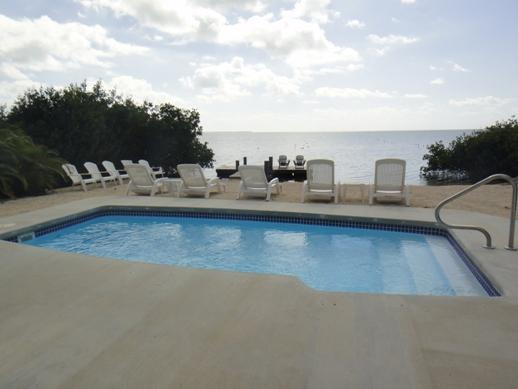 Family Retreat Oceanfront Home with Pool - Image 1 - Cudjoe Key - rentals