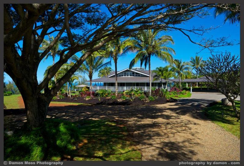 Ohana Hale Estate - Ohana Hale Estate Kauai - Hanalei - rentals