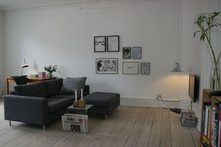 Odensegade Apartment - Copenhagen apartment New Yorker-style - Copenhagen - rentals