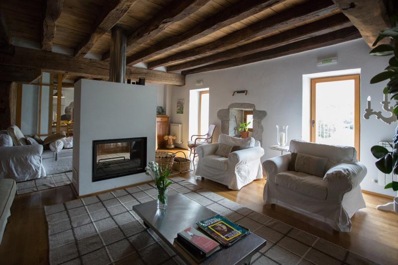 Alojamiento Rural en Navarra - Acogedora casa rural con encanto y máximo confort - Etxarri - rentals