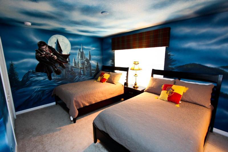 Harry Potter Theme - BRAND NEW Disney Themed w/pool 4 miles to Disney - Kissimmee - rentals
