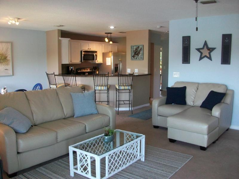 Waterfront on Grand Lagoon with Boat Dock and Great View - Image 1 - Panama City Beach - rentals