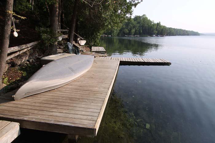 Lakeside Retreat cottage (#680) - Image 1 - Wiarton - rentals