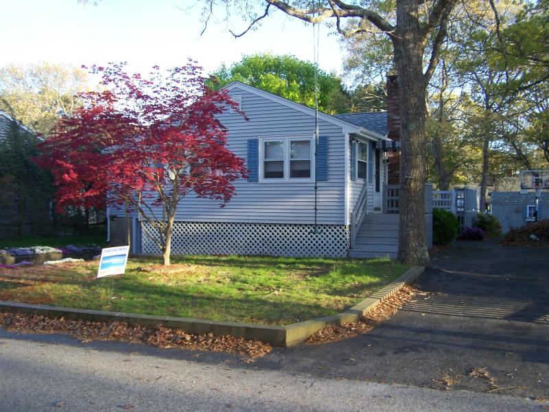 Plenty of off street parking - Walk to beach from 3 bedroom home in Falmouth - Falmouth - rentals