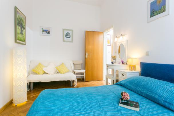 bedroom - Lovely Apt. AdrianaFlora -  heart of the old  town - Dubrovnik - rentals