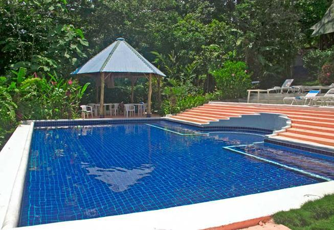 pool - Secure and Charming a-Frame Bungalow - Manuel Antonio National Park - rentals
