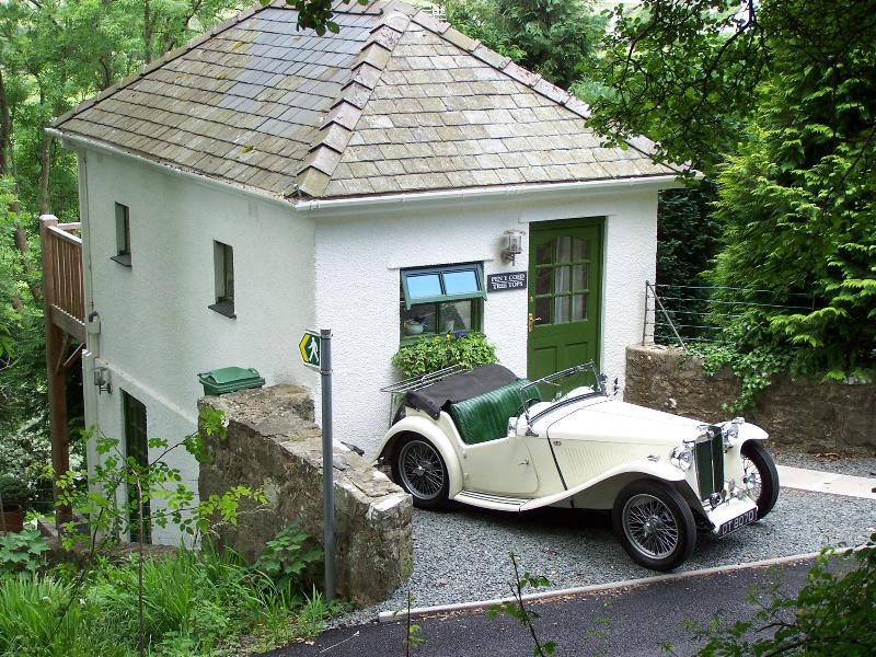 Ideal cottage for a couple. - Tree Tops Cottage - Llanbedr - rentals