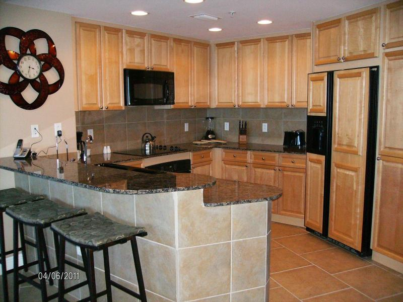 Fully Stocked Kitchen - Portofino Tower 4 Skyhome 701 - Pensacola Beach - rentals