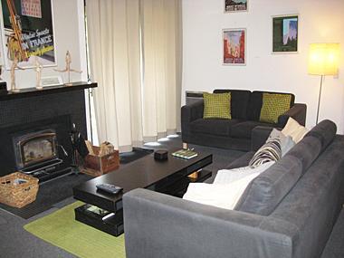 Living Room - Hidden Valley - HV008 - Mammoth Lakes - rentals