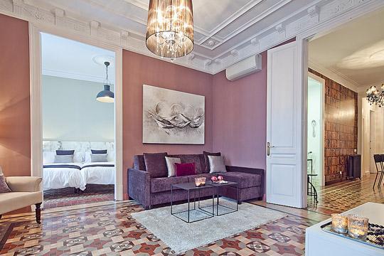 Barcelona Palacio **** Cocoon Luxury (BARCELONA) - Image 1 - Barcelona - rentals