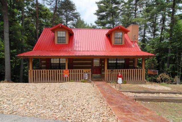 RED RIDING HOOD'S HOUSE - Image 1 - Pigeon Forge - rentals