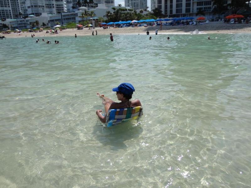 beach - On The Ocean One Bedroom 2 Baths - Sunny Isles Beach - rentals