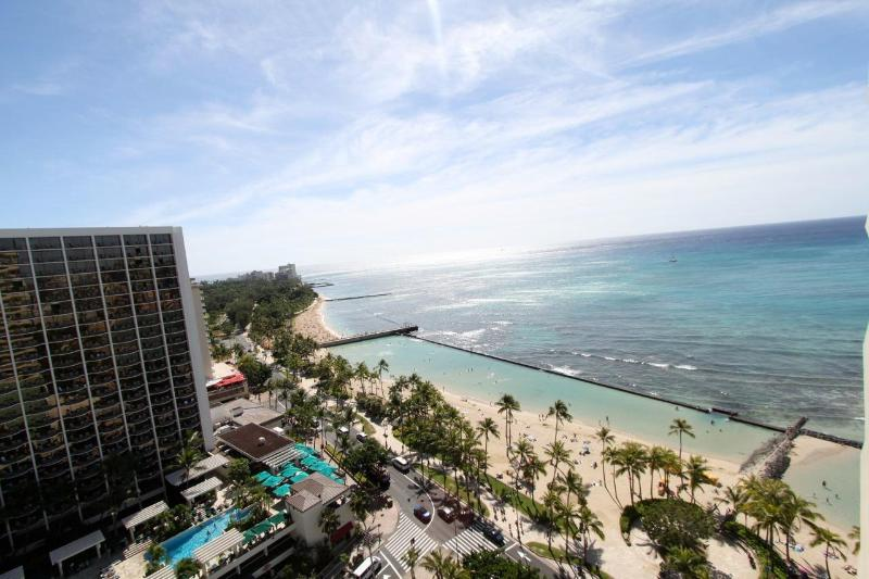 World Class Ocean View - OCEAN VIEW Remodeled High-Floor Desirable Building - Honolulu - rentals