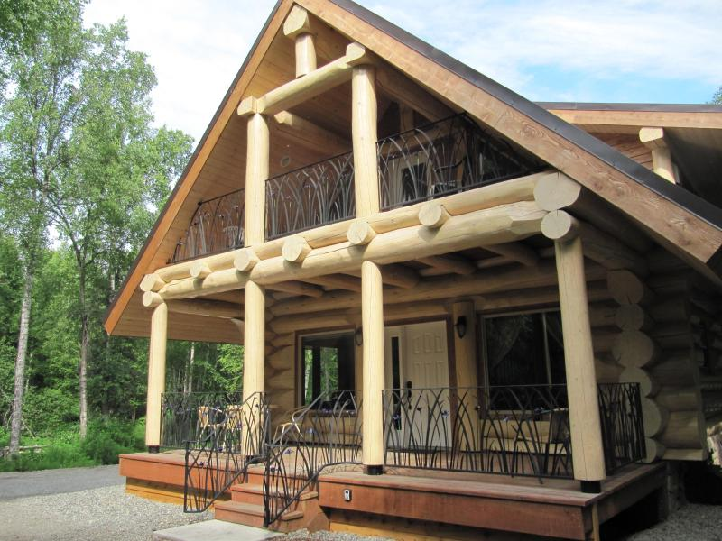 Enjoy the Majestic Log Cabin - Talkeetna Majestic - Log Cabin, Downtown Area - Talkeetna - rentals