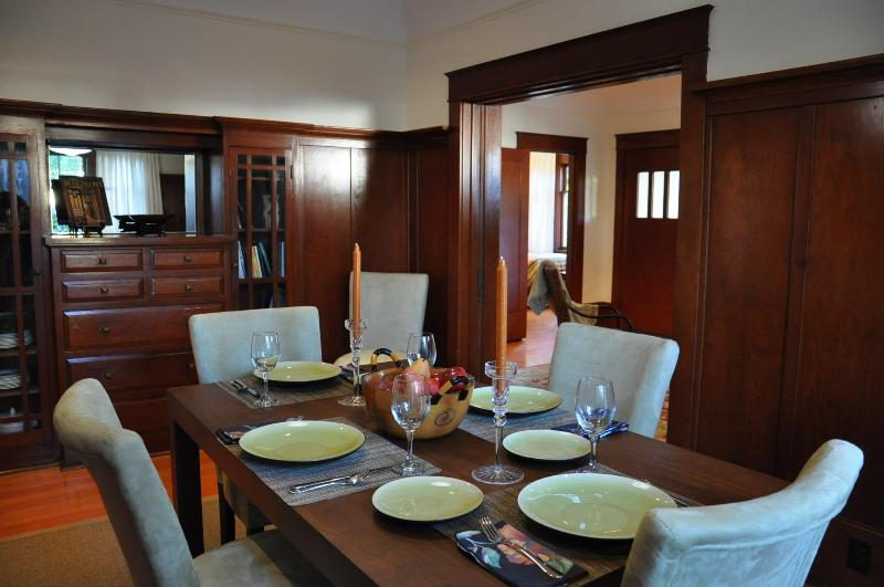 Dining Room - Bungalow Sonoma at Sonoma's historic town square - Sonoma - rentals