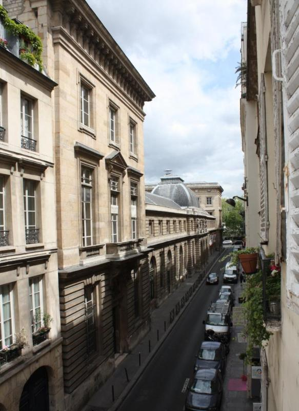 view from the living room - Brand new - In the heart of Paris - Notre Dame - Paris - rentals