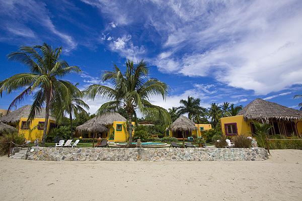 Beach Front Bungalows - Simple pleasures, Casual elegance .... on the beach! - La Cruz de Huanacaxtle - rentals