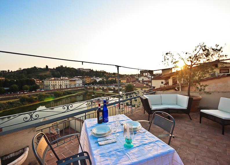 Tintori Terrace - Image 1 - Florence - rentals