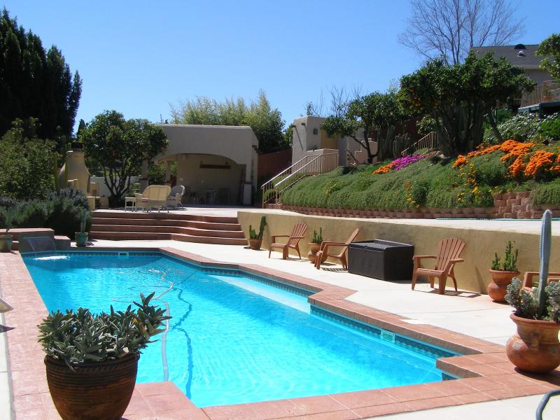 Pool/Property view - Welcome to America's Finest City! Mt. Helix. - La Mesa - rentals