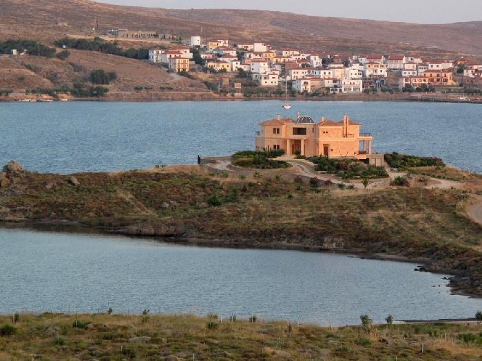 Villa Sappho vacation holiday luxury spa villa rental greece, lesvos, lesbos - Image 1 - Kalloni - rentals