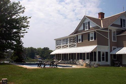 Grandview Mainhouse - Image 1 - Bozman - rentals