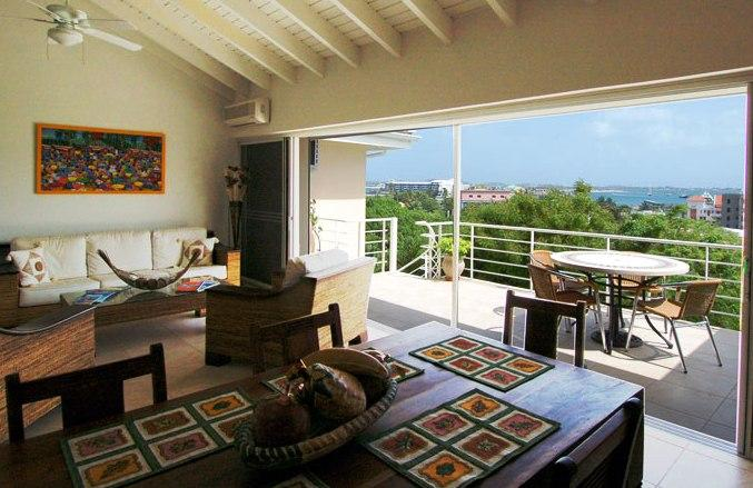 Casella, Pelican Key, St Maarten - CASA DE BELLA (formally known as CASELLA)...beautifully furnished, lots of - Simpson Bay - rentals