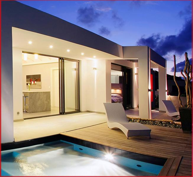 Contemperary styled 2 bedroom villa at Orient Bay - Image 1 - Orient Bay - rentals