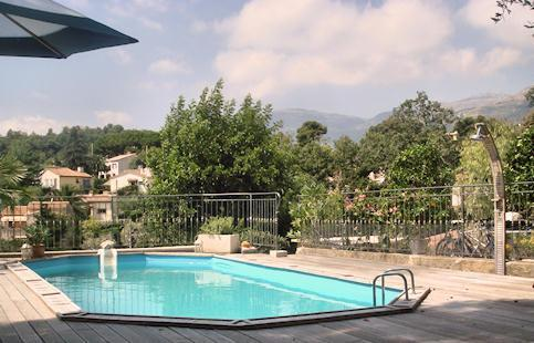 Vence, lumineux quiet Holiday Apt. with pool (1) - Image 1 - Vence - rentals