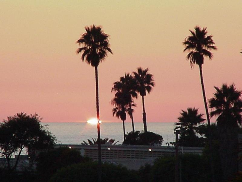 Ocean View Cottage w/Private Yard & sunset views!! - Image 1 - Encinitas - rentals