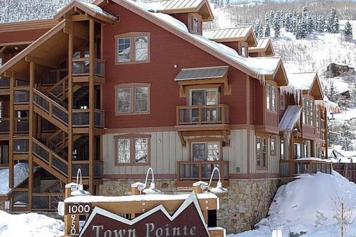 Town Pointe C203 - Image 1 - Park City - rentals