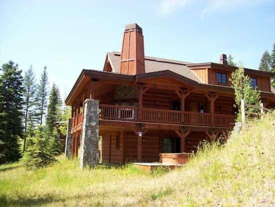 High on the hillside with commanding views - Canoe 14 - 4 Bedroom 4 Bath Chalet Sleeps 12! WIFI. - Tamarack Resort - rentals