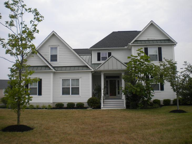Front View - Fenwick, DE - Single Family House - Selbyville - rentals