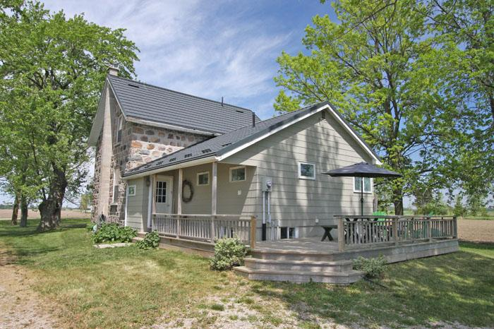The Stone House cottage (#674) - Image 1 - Kincardine - rentals