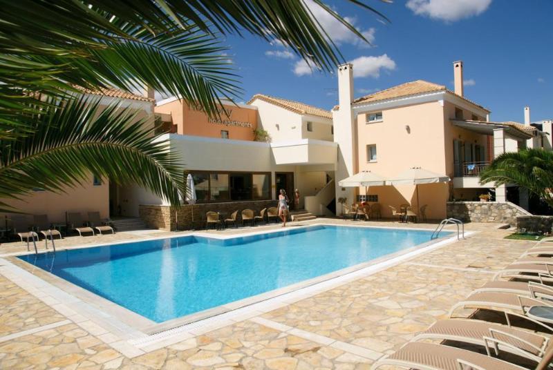 Harmony Hotel Apartments Peloponnese - Harmony Hotel Apartments Maisonette KYVELI 2-5per - Longos - rentals
