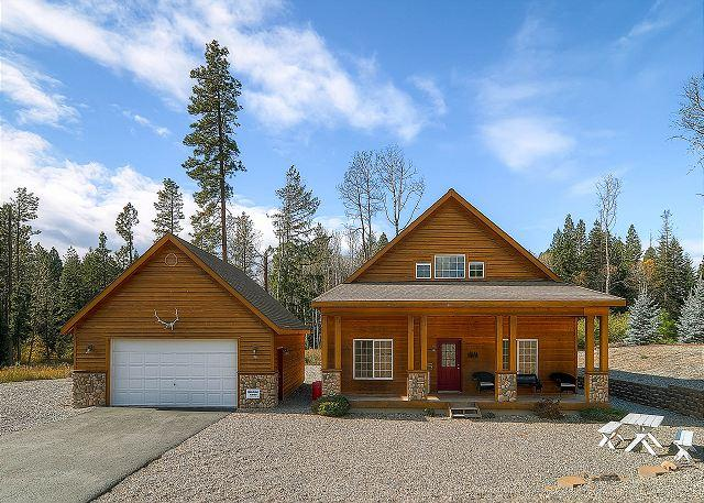 Cozy Mtn. Cabin,  2BD+Large Loft, Gas Fireplace, Winter Specials, Slps7 - Image 1 - Ronald - rentals