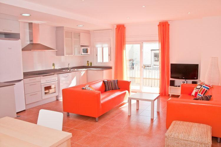 CHILL OUT apartment in Sitges - Image 1 - Sitges - rentals