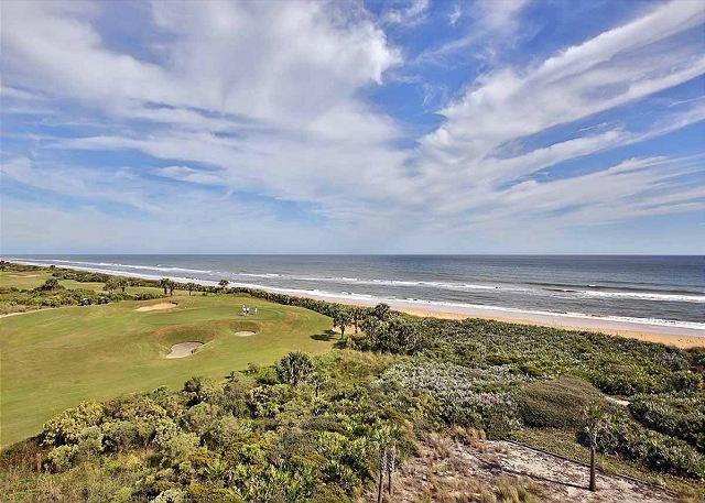 5th floor signature oceanfront and golf view - WOW ! Magnificent Ocean & Golf Views in Cinnamon Beach! - Unit 453! - Palm Coast - rentals